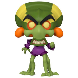 Figurine Pop! Nitros Oxide - Crash Bandicoot