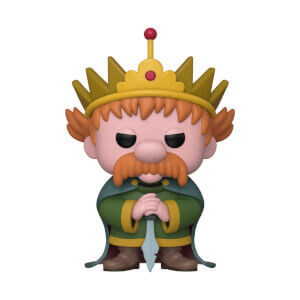 Disenchantment King Zog Pop! Vinyl Figure