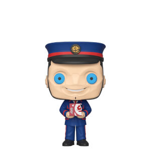 Doctor Who The Kerblam Man Funko Pop! Vinyl