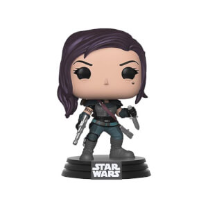 Star Wars The Mandalorian Cara Dune Funko Pop! Figuur