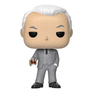 Mad Men - Roger Sterling Figura Pop! Vinyl