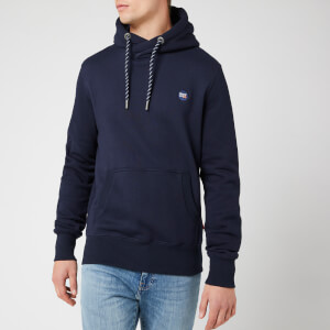 Superdry Men's Collective Hoodie - Box Navy
