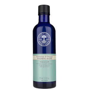 Geranium & Orange Foaming Bath 200ml
