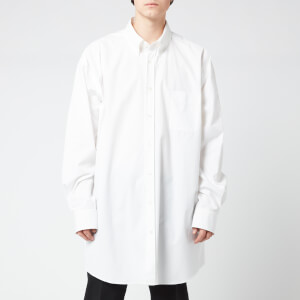 Maison Margiela Men's Oversized Shirt - White