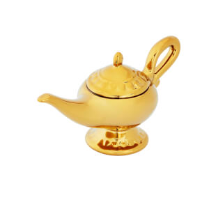 Funko Homeware Disney Aladdin Genie Lamp Egg Cup
