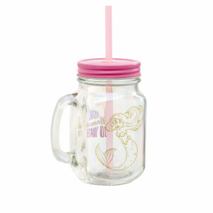Funko Homeware Disney The Little Mermaid Instant Mermaid Mason Jar