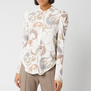 See By Chloé Women's Paisley Print Blouse - Multi
