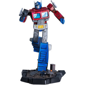 PCS Collectibles Transformers Classic Scale Statue Optimus Prime 27 cm