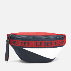 Tommy Hilfiger Men's Colour Mix Cross Body Bag - Corporate