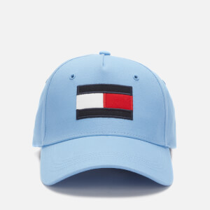 Tommy Hilfiger Men's Big Flag Cap - Cornflower Blue