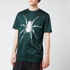 Lanvin Men's Spider T-Shirt - Black Green