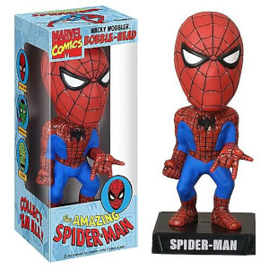 Funko Wacky Wobbler Marvel Spider-Man