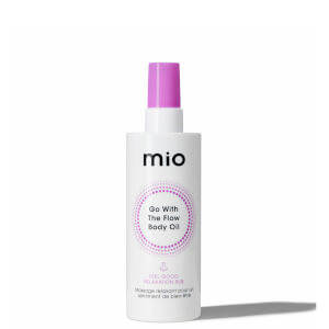 mio Go With The Flow Calming Body Oil 130ml