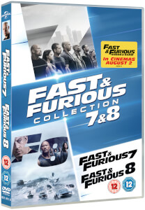 Fast & Furious 7 & 8 Collection