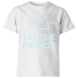 Little Prince Kids' T-Shirt - White