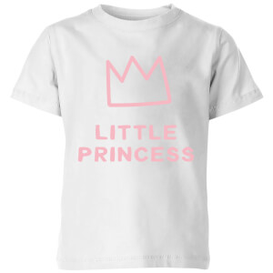 Little Princess Kids' T-Shirt - White