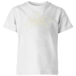 My Little Prince Kids' T-Shirt - White