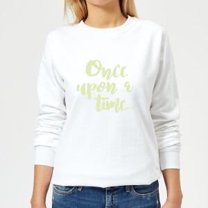 Once Upon A Time Women's Sweatshirt - White
