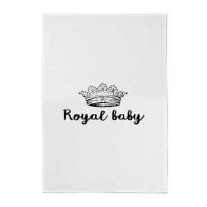 Royal Baby Cotton Tea Towel