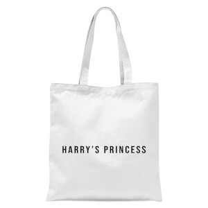 Harry's Princess Tote Bag - White