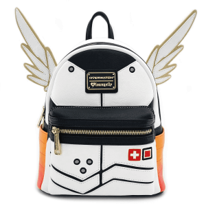 Mini Sac à dos Loungefly Overwatch Mercy