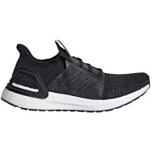 adidas Women's Ultra Boost 19 Running Shoes - Black