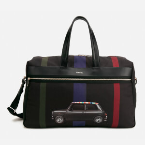 PS Paul Smith Men's Mini Car Holdall Bag - Black