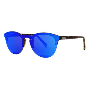 Scicon Protector Sunglasses Blue Multimirror Lens - Demi Gloss Frame