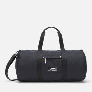 Tommy Jeans Men's Cool City Duffle Bag - Black