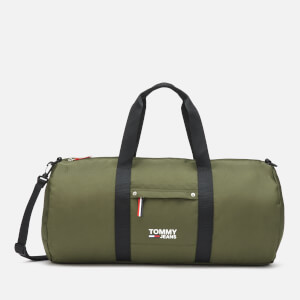 Tommy Jeans Men's Cool City Duffle Bag - Olive Night