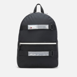 Tommy Jeans Men's Urban Skate Backpack - Black