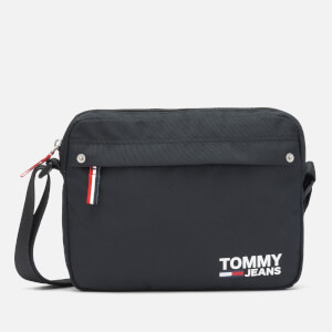 Tommy Jeans Men's Cool City East West Cross Body Bag - Black