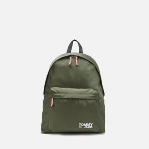 Tommy Jeans Men's Cool City Backpack - Olive Night