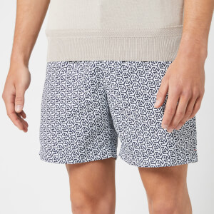 Orlebar Brown Men's Bulldog Mira Swim Shorts - Navy
