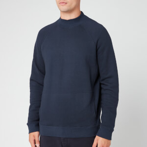 YMC Men's Touch Pocket Sweatshirt - Navy