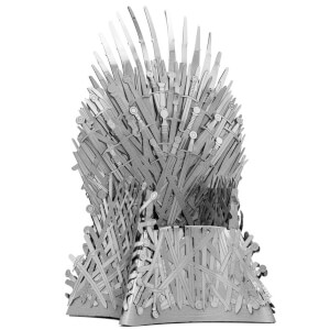 Game of Thrones Metal Earth ICON X Iron Throne Construction Kit