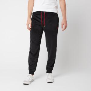 d7ab9e56 Polo Ralph Lauren Men's Velour Sweatpants - Polo Black