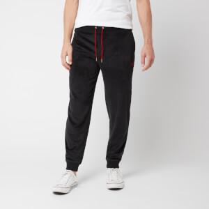 Polo Ralph Lauren Men's Velour Sweatpants - Polo Black