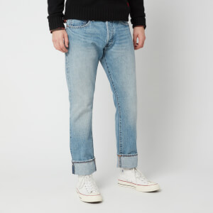 Polo Ralph Lauren Men's Varick Slim Straight Jeans - Davidson