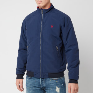 Polo Ralph Lauren Men's Bomber Portage Jacket - Newport Navy