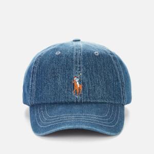 Polo Ralph Lauren Men's Classic Sport Cap - Medium Wash