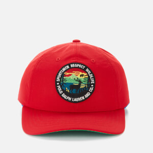 Polo Ralph Lauren Men's Classic Sports Cap - Rl 2000 Red