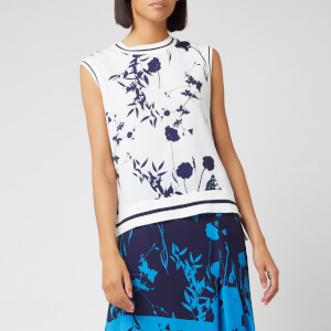 Ted Baker Women's Miha Bluebell Sleeveless Knit Top - Dark Blue
