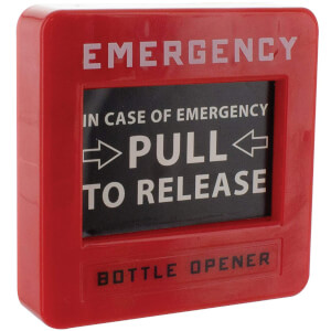 Emergency Bottle Opener