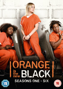 Orange is the New Black Seasons 1-6