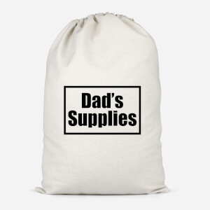 Dad's Supplies Cotton Storage Bag