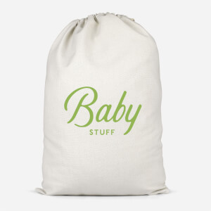 Baby Stuff Cotton Storage Bag