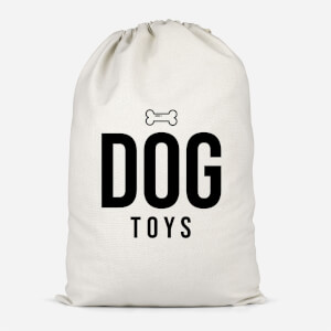 Dog Toys Cotton Storage Bag