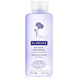 KLORANE Floral Water Make-Up Remover 400ml
