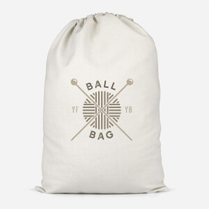 Ball Bag Cotton Storage Bag